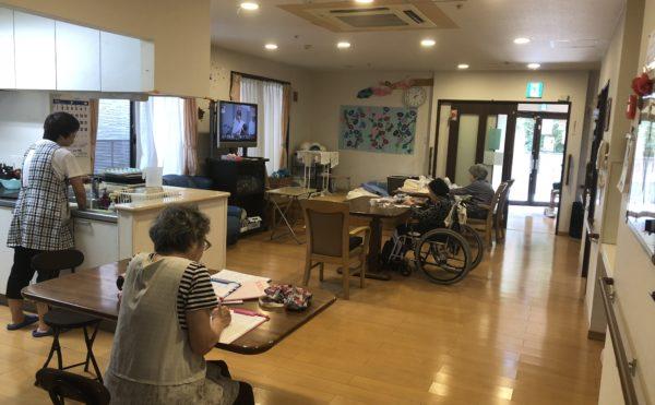静岡市葵区のグループホーム ケアクオリティ和音はアットホームな雰囲気で毎日を穏やかに快適に過ごすことが出来ます。