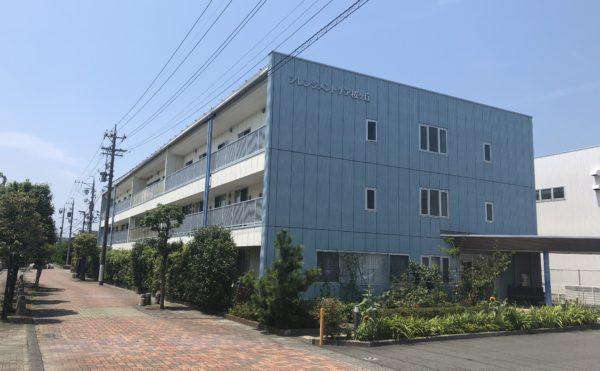 静岡市清水区にある介護付有料老人ホーム アレンジメントケア桜ヶ丘