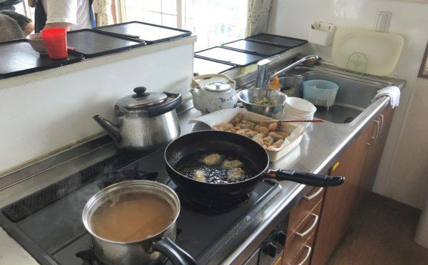 手作り料理 職員が毎食、施設のキッチンでまごころ込めて料理を作っています。(グループホームケアクオリティ望静大前)