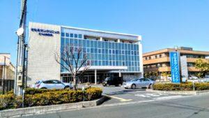 浜松市中区にある介護付き有料老人ホームの三つ山晴風苑です。