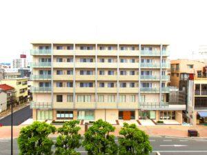 静岡市清水区にあるサービス付高齢者向け住宅のラシュレ新清水です。