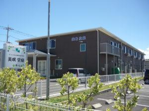 駿東郡清水町にあるサービス付高齢者向け住宅の美咲堂庭です。