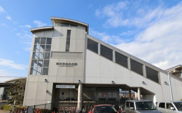 JR御殿場線 長泉なめり駅の隣がマ・メゾン花水木 長泉です。