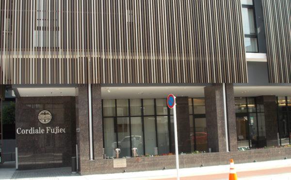 藤枝市にあるサービス付高齢者向け住宅 リヤンドファミーユ(旧コルディアーレ藤枝)