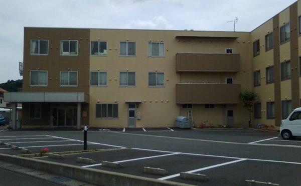 にある介護付有料老人ホーム ニチイケアセンター島田金谷有料老人ホームニチイのきらめき