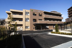浜松市中区にある住宅型有料老人ホームのベストライフ浜松和合です。