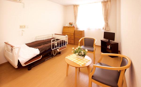 居室(モデルルームの様子)