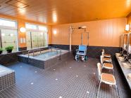 大浴場  開放的でゆったりとした大浴場で、毎日の入浴が楽しみになります。(ラ・ナシカ三保の松原)