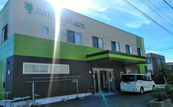 浜松市東区にあるサービス付高齢者向け住宅 アモーレ大蒲