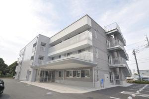 浜松市中区にあるサービス付高齢者向け住宅のシャトー高丘 サービス付き高齢者向け住宅です。