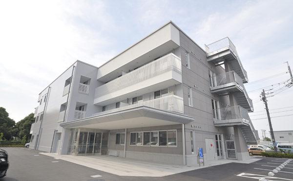 浜松市中区にあるサービス付高齢者向け住宅 シャトー高丘サービス付き高齢者向け住宅