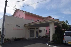 磐田市にあるグループホームのサンシティとよだです。