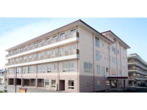 浜松市中区にあるサービス付高齢者向け住宅のケアガーデン長上苑です。