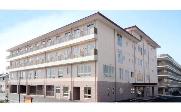 浜松市中区にあるサービス付高齢者向け住宅 ケアガーデン長上苑