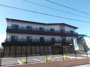 静岡市駿河区にあるサービス付高齢者向け住宅のglad 下川原です。