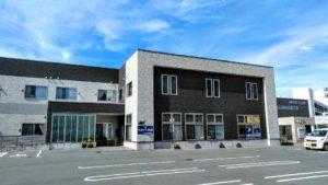 浜松市東区にあるサービス付高齢者向け住宅のアイケアおおるり天竜川駅前です。