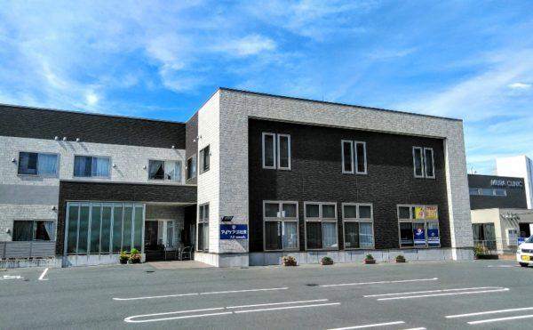 浜松市東区にあるサービス付高齢者向け住宅 アイケアおおるり天竜川駅前