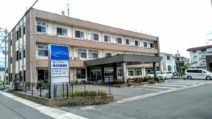 浜松市中区にあるサービス付高齢者向け住宅のアイケアおおるり上島です。