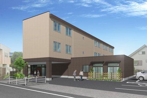 駿東郡にあるサービス付高齢者向け住宅 ハートライフ長泉