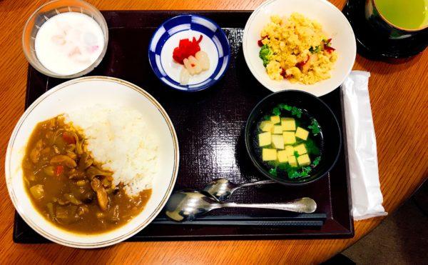 島田市の介護付き有料老人ホームでお食事を頂きました!!