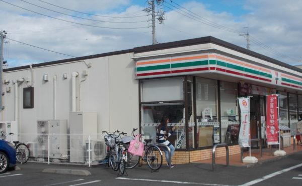 COCO下田 隣のセブンイレブン焼津祢宜島店さん