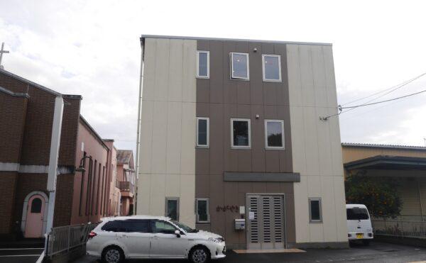 藤枝市にある住宅型有料老人ホーム かがやき
