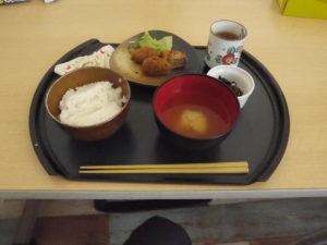 住宅型老人ホーム ロケーションの食事