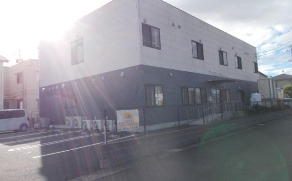 焼津市にある住宅型有料老人ホーム ハートリンク焼津 弐番館