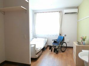 主たる介護者が亡くなったため施設へ入所したい