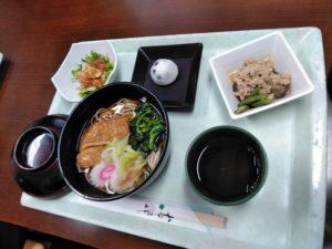 ベストライフ富士の食事