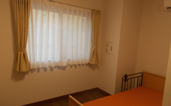 間取り違いのお部屋(2室のみ107・207)