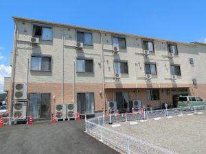 富士宮市にある介護付有料老人ホームのフクC-田中です。