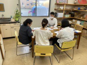 御前崎市でケアマネジャー様方と介護施設についての勉強会を開きました!