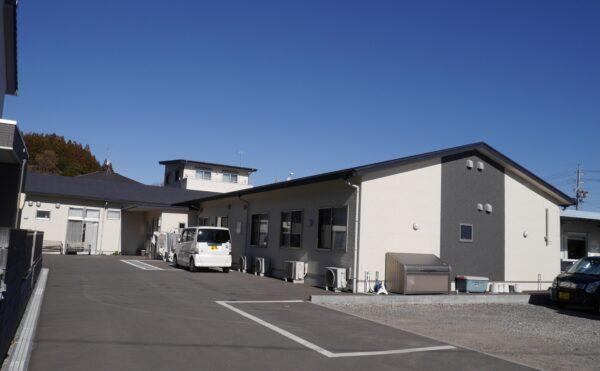 静岡市駿河区にあるグループホーム グループホームたみの里-向敷地