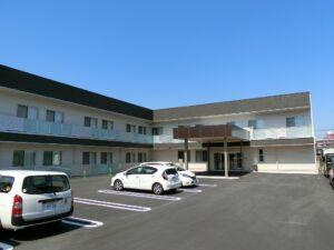 富士宮市にある住宅型有料老人ホームのガーデンテラス白尾台です。