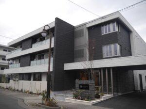 静岡市葵区にあるサービス付高齢者向け住宅のアルシア鷹匠です。