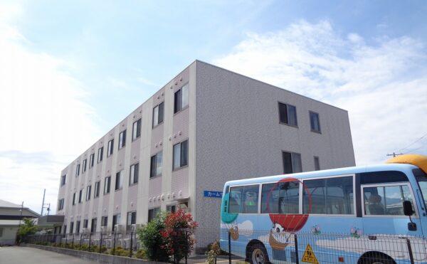 長泉町のサービス付き高齢者向け住宅「カームライフ納米里」を紹介します!