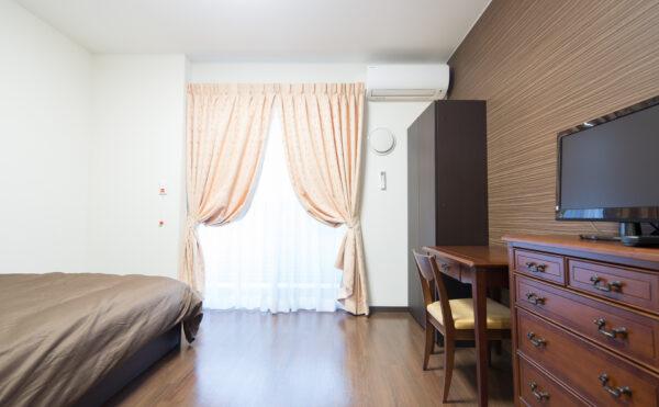 居室①(モデルルームです)